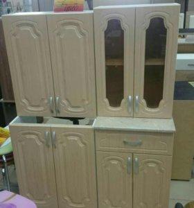 Кухонный гарнитур 1,2 м Берёза