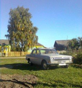 ГАЗ 24 Волга, 1972