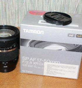 Объектив Tamron SP AF 17-50mm f/2.8