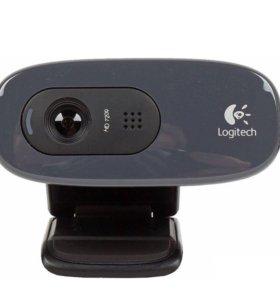 Веб-Камера Logitech 720р