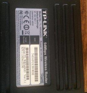 Роутер TP-Link WR340GD