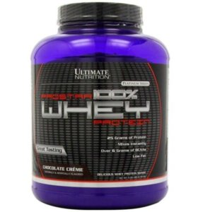 Ultimate Nutrition Pro Star Whey, 2390 гр