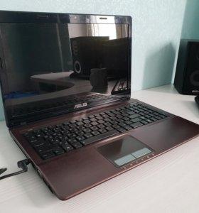Продам ноутбук asus k53s