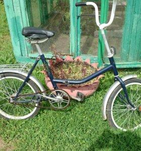 Велосипед аист