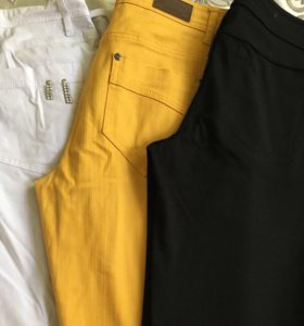 Джинсы, брюки 3 шт