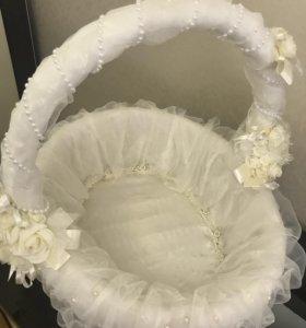 Свадебная корзина