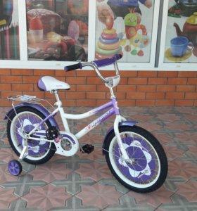"""Новый велосипед """"Принцесса"""""""