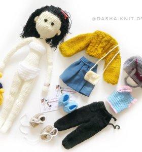 Кукла ручной работы🙏