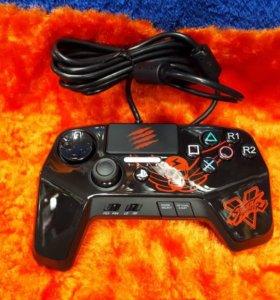 Это джойстик для файтингов на PS3 PS4