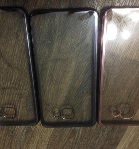 Новые чехлы на Samsung A7 2016 год