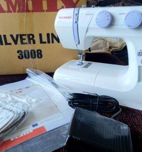Швейная машинка электрическая Silver Line 3008