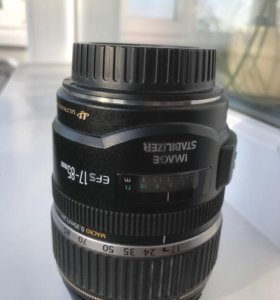 Canon efa17-85mm