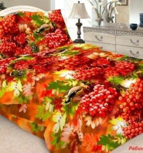 Бесшовное постельное бельё 2-х спальный. Бязь👍🔥