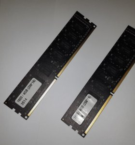 SAMSUNG DDR3 4Гб