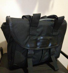 сумка portcase a-848 фото ноутбук