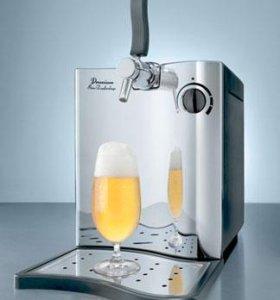 Охладитель пива с краном подачи 5 литров