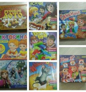 Увлекательные игры для всей семьи