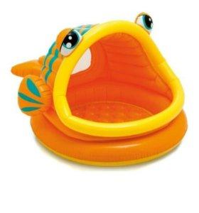 Детский бассейн рыбка