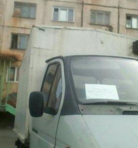 Газель будка 2003г.в