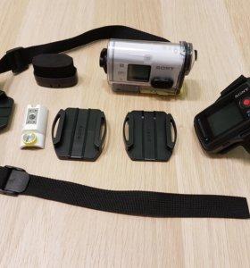 Экшн камера Sony As100v