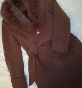 Пальто зимнее (шерсть)
