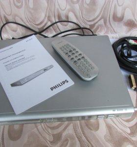 DVD плеер Philips DVP3011KX