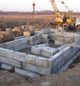 Фундаментные блоки ФБС 240-40-60