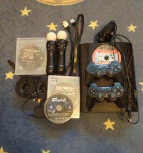 PlayStation 3 Super Slim (500GB)