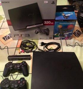Игровая приставка Sony PS3 320Gb
