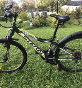 Горный подростковый велосипед