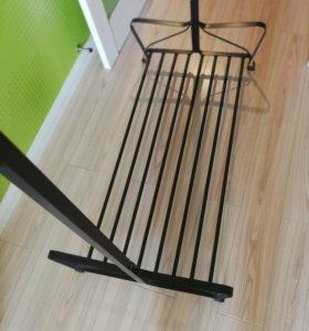 Ikea вешалка напольная
