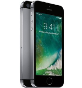 iPhone SE 32 Gb Space gray