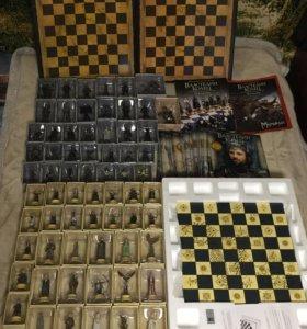 Властелин Колец. Шахматы.64 фигуры