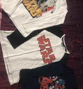 Три кофты с супер-героями