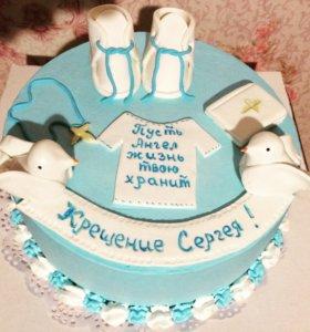 Торт пирожные