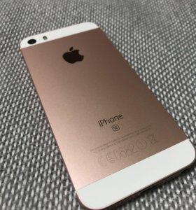 iPhone SE, Rose Gold, 128 Gb