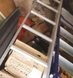лестницы раздвижные 3х коленка