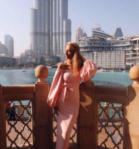Платье от российского дизайнера, новое