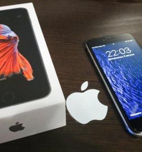 iPhone 6s plus 64gb space gray