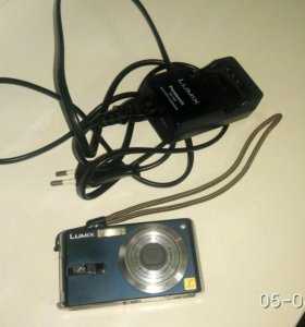 Фотоаппарат Lumix FX-7