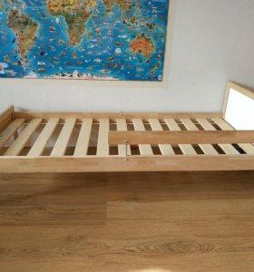 Детская кровать икеа ikea sultan