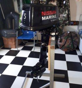 Мотор Nissan Marine 5