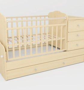 Кровать – трансформер