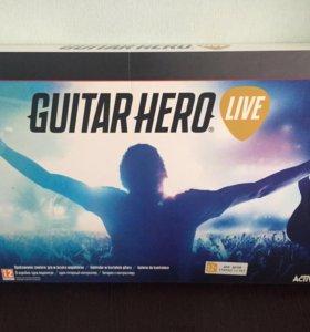 Продам Guitar Hero (новую)