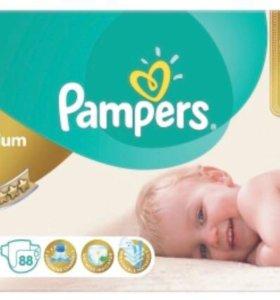 Подгузники Pampers Premium Care, 11-18 kg, 44 шт