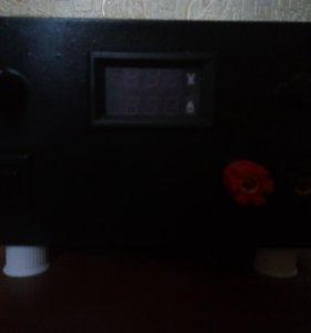 Лабораторный блок питания 30В 10А
