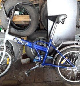 Велосипед Delta складной