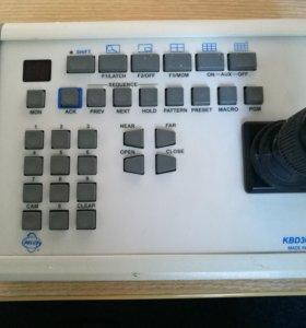 Пульт (джойстик) видеонаблюдения Pelco KBD300A
