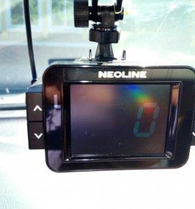 Видео-регистратор и антирадар X-COP 9000