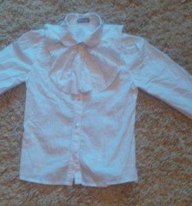 Блузка для школы.